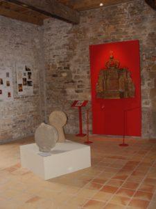 Ciborium - Musée Charles Portal - Cordes sur Ciel