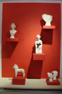 Statuettes romaines - Musee Charles Portal - Cordes sur Ciel