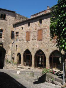 Musée Charles Portal - La Porte des Ormeaux - Vue intérieure