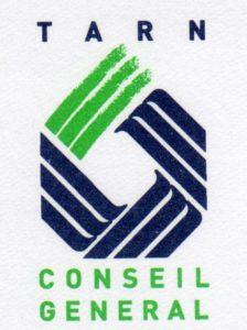 Musée Charles Portal - Logo du Conseil Général