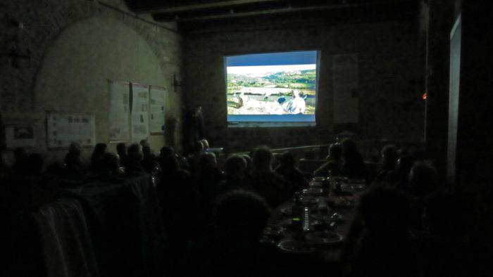 Repas cinéma - Musée Charles Portal - Cordes sur Ciel