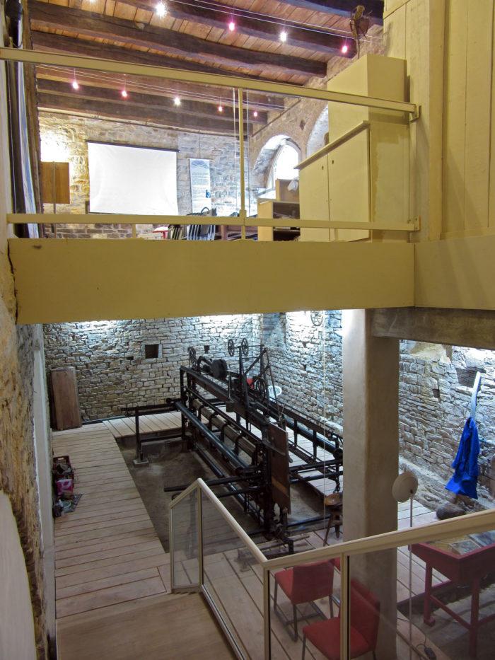 Musée Charles Portal - Salle de la broderie