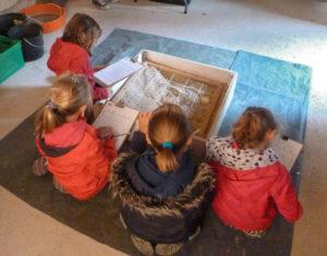 Musée Charles Portal - Atelier archéologie pour enfants