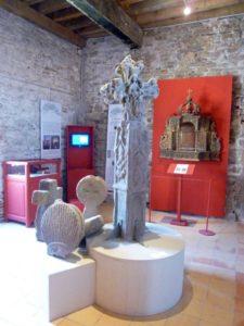 Musée Charles Portal - Salle des superstitions